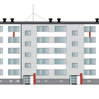 Termomodernizacja budynku wielorodzinnego